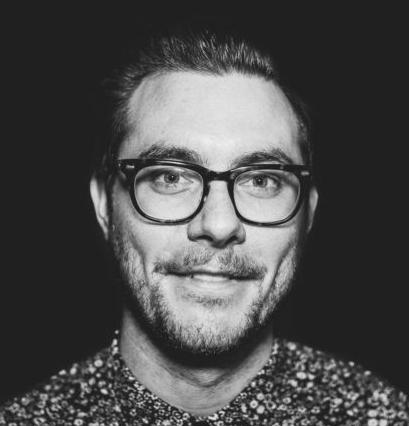 Dan O'Connell portrait